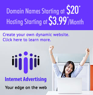 Domains from $12.99 CDN